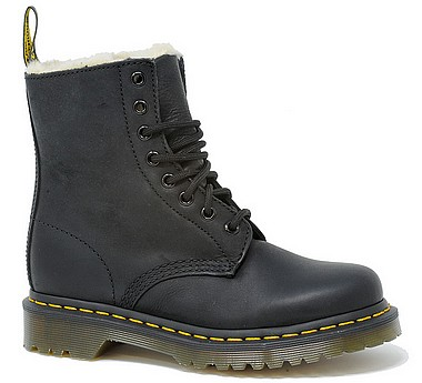 Dr.Martens 1460 Serena Pelo black burnished wyoming