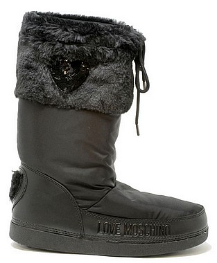 Love Moschino JA24062G06JM Snow Boot black
