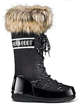 Moon Boot® Moonboot Monaco WP nero