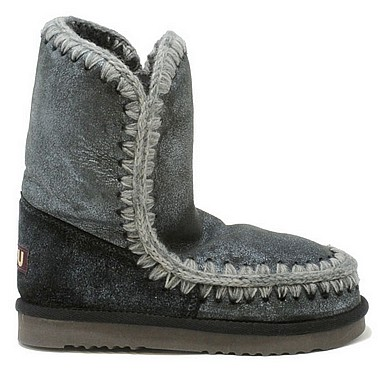 MOU Eskimo Boot 24 dust blau