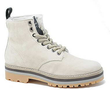 Panchic P09 Ankle Boot Shearling earth