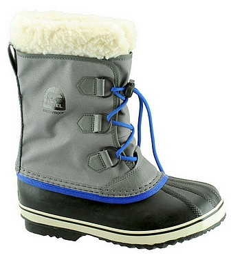 Sorel Youth Pac Nylon city grigio