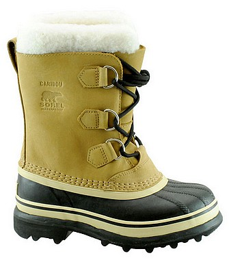 Sorel Youth Caribou buff beige