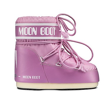 Tecnica Moon Boot Classic Low 2 rosa