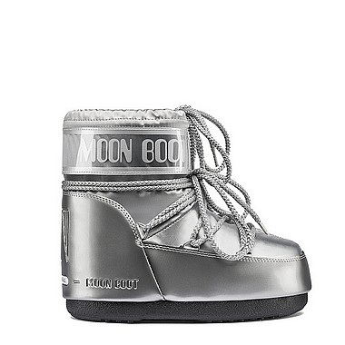 Tecnica Moon Boot Clas. Low Glace silver