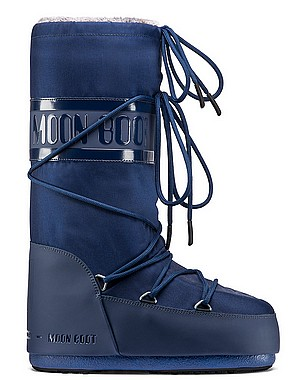 Tecnica Moon Boot Classic Plus blue navy