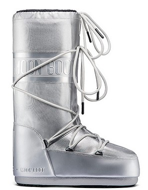 Tecnica® Moon Boot Classic Plus silber