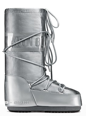 Tecnica® Moon Boot Glance argento