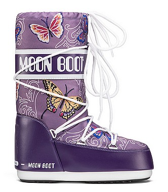 Tecnica® Moon Boot JR Butterfly violet