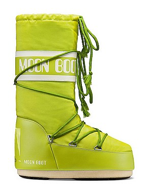 Tecnica® Moon Boot lime giallo
