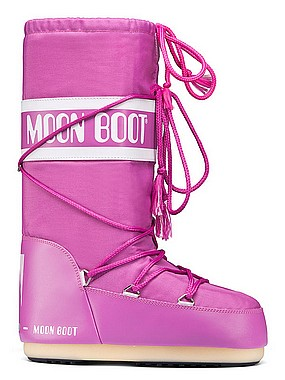 Tecnica Moon Boot orchidee
