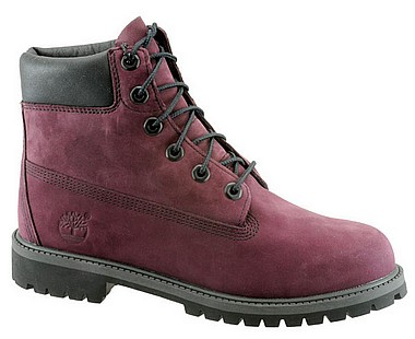 Timberland Classic Boot 6 Junior porto scuro