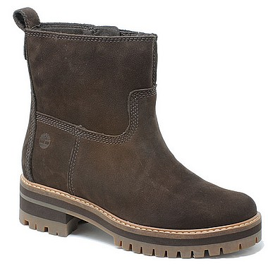 Timberland Courmayeur Valley Fur dark walnut