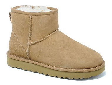 UGG® Classic Mini Junior chestnut castagna