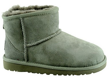 UGG® Classic Mini Junior grigio