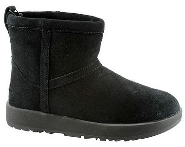 UGG® Classic Mini Waterproof nero