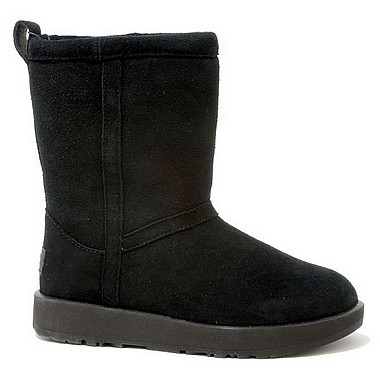UGG® Classic Short Waterproof nero