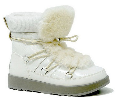 UGG® Highland Waterproof bianco