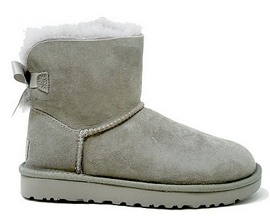 UGG® Mini Bailey Bow II seal foca