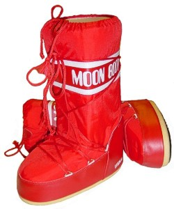 Tecnica® Moon Boot red